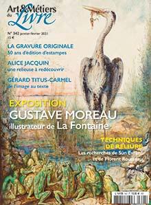 Art & Métiers du Livre n° 342 - Janv./Fév. 21